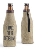 Pour Decisions Bottle Koozies-HOME-PropShop24.com