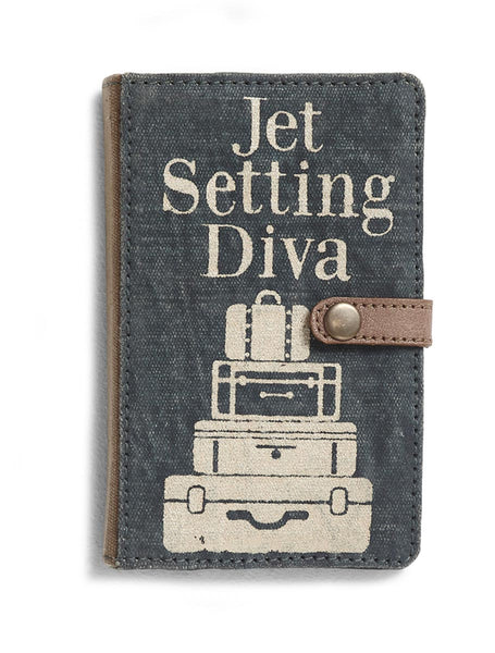 Diva Passport Wallet-FASHION-PropShop24.com