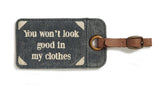 Diva Luggage Tag-FASHION-PropShop24.com