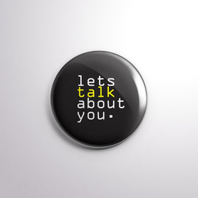 Badge - LETS TALK ABOUT YOU-Home-PropShop24.com