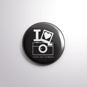 Badge - LOVE ART CAMERA-Home-PropShop24.com