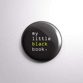 Badge - MY LITTLE BLACK BOOK-Home-PropShop24.com