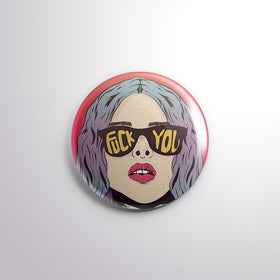 Badge - FUCK YOU-Home-PropShop24.com