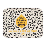 Laptop Sleeve - When Life Gives You Lemons-Gadgets-PropShop24.com