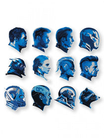 Marvel Endgame Stickers - Pack of 12-STATIONERY-PropShop24.com