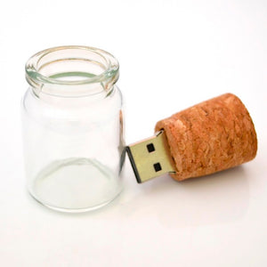 Usb Drive - Message In A Bottle 32Gb-GADGET ACCESSORIES-PropShop24.com