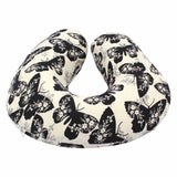 Butterfly U -Shaped Memory Foam Travel Neck Pillow-FASHION-PropShop24.com
