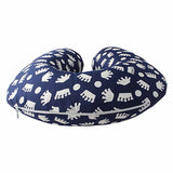 Crown Print U-Shaped Memory Foam Travel Pillow-FASHION-PropShop24.com
