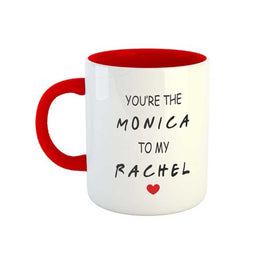 Mug- Monica And Rachel-HOME-PropShop24.com