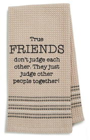 Friends Dish Towel - Set of 2-HOME-PropShop24.com