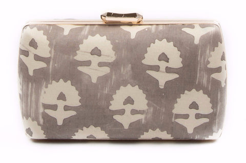 Clutch - Grey-Fashion-PropShop24.com