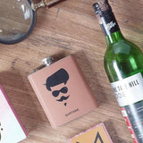 Personalized - HIP FLASK - FACE - C.O.D NOT AVAILABLE-HOME-PropShop24.com