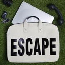 Laptop Bag - Escape - White-FASHION-PropShop24.com
