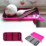 Multipurpose Draining Tray - Pink-Home-PropShop24.com
