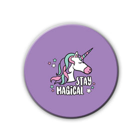 Badge/Magnet - Stay Magical Unicorn-HOME-PropShop24.com