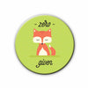 Magnet / Badge - Zero Fox Given-WOMEN-PropShop24.com
