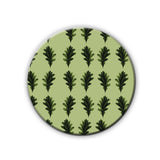 Badge/Magnet - Leaves-HOME-PropShop24.com