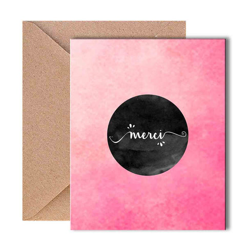 Greeting Card - Merci-Stationery-PropShop24.com