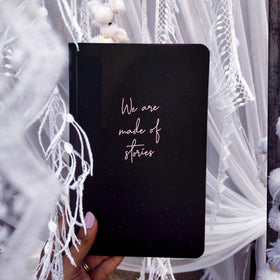 Notebook - Made Of Stories-STATIONERY-PropShop24.com