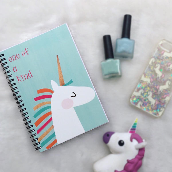 Notebook - One Of A Kind Unicorn-STATIONERY-PropShop24.com