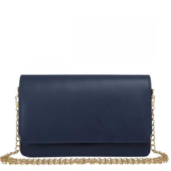 Bag: Navy Classic Compartment Sling-FASHION-PropShop24.com