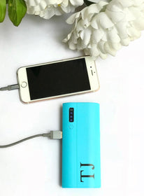 Personalised - Blue digital Powerbank - C.O.D NOT AVAILABLE-GADGETS-PropShop24.com