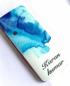 Personalised - Color Splash Powerbank-Blue - C.O.D NOT AVAILABLE-GADGETS-PropShop24.com