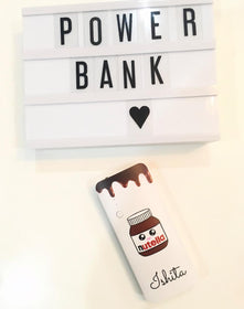 Personalised - Nutella Powerbank - C.O.D NOT AVAILABLE-GADGETS-PropShop24.com