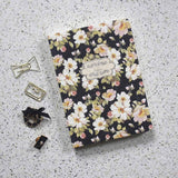 Love Vintage Florals - Black-Stationery-PropShop24.com
