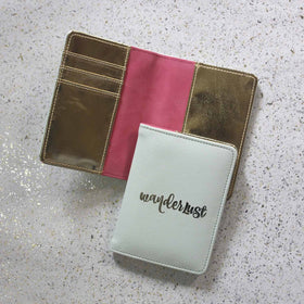 Mint Passport Cover - Wanderlust-Fashion-PropShop24.com