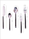 Dining Table Cutlery Set - Set Of 5-DINING + KITCHEN-PropShop24.com