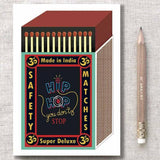 Diary - Hip Hop Matchbox-Stationery-PropShop24.com