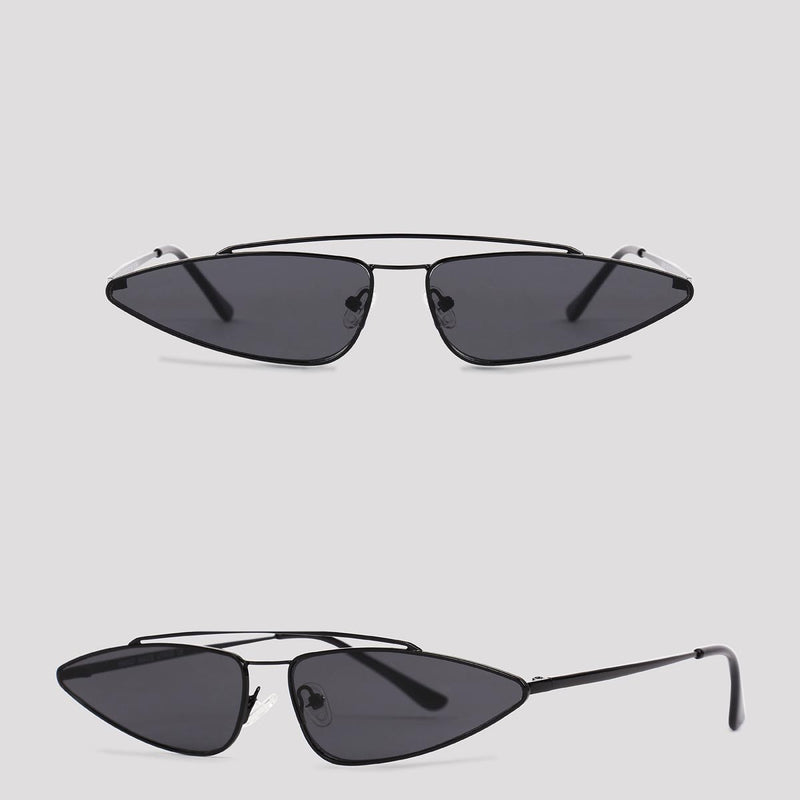 New York - Black - Far Left Sunglasses-WOMEN-PropShop24.com