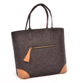 Hand Bag - Simply Smart - Black-FASHION-PropShop24.com