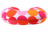 Travel Neck Pillow - Orange & Pink-TRAVEL ESSENTIALS-PropShop24.com