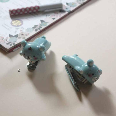 Cute Stapler - Blue