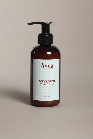 Body lotion - Oudh Wood-Beauty-PropShop24.com