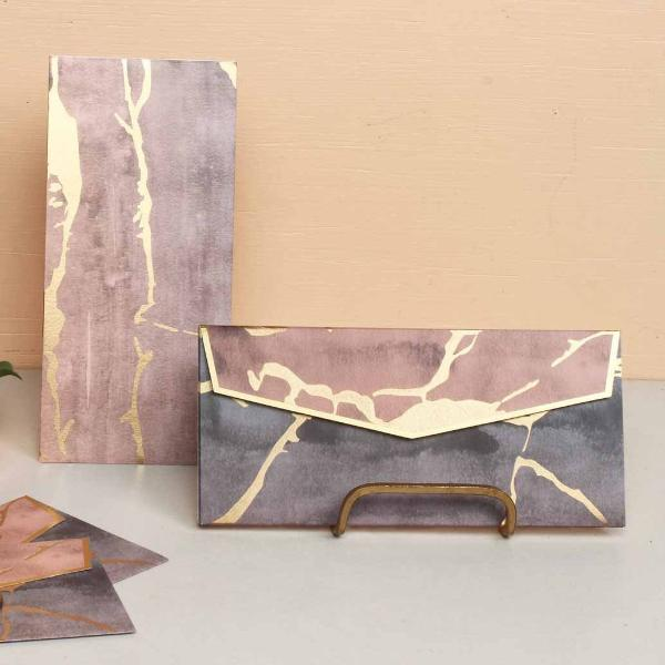 Money Envelopes - Pastel Marbled-GIFTING ACCESSORIES-PropShop24.com