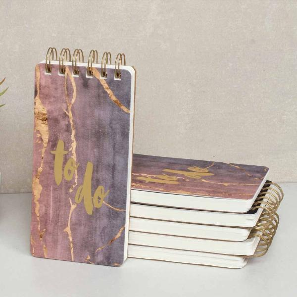 To Do Notepad - Pastel Marbled-NOTEBOOKS + PLANNERS-PropShop24.com