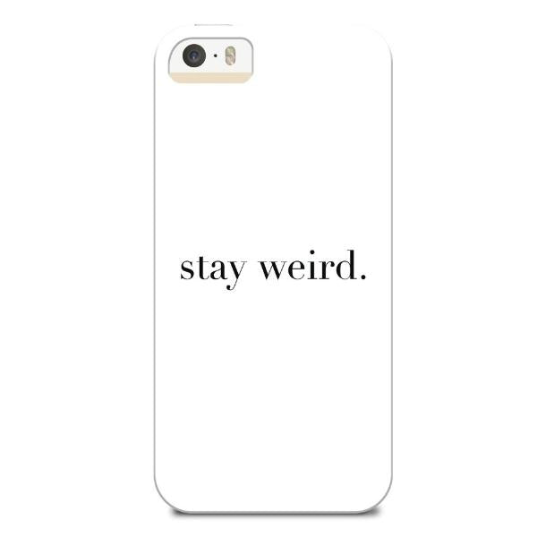 Phone Cover- Weirdo - iPhone X-GADGETS-PropShop24.com