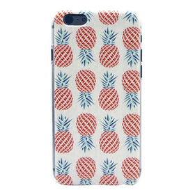 Phone Cover- White Pineapple - iPhone X-GADGETS-PropShop24.com