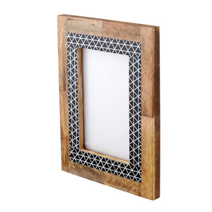 Photo Frame - Wood And Resin-HOME ACCESSORIES-PropShop24.com