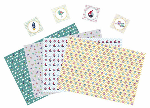 Gift tags - Gift Wrapping Paper - Assorted-PropShop24.com