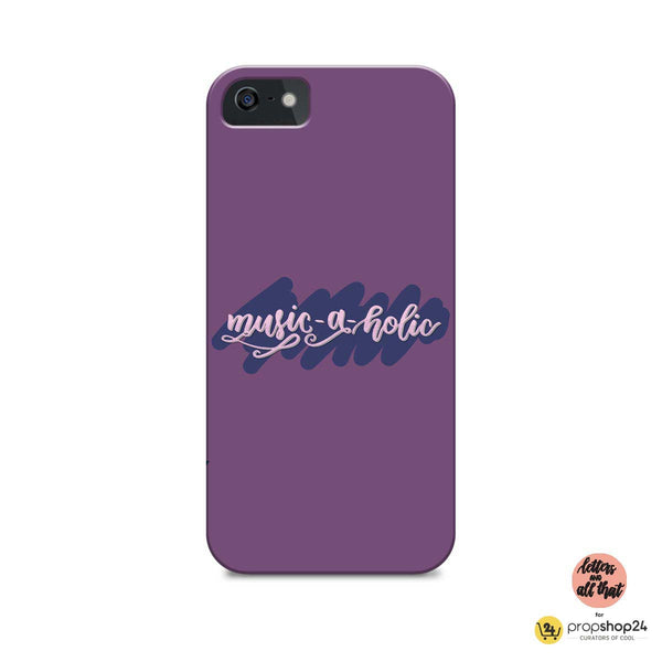 Phone Case - Music-A-Holic-Phone Cases-PropShop24.com