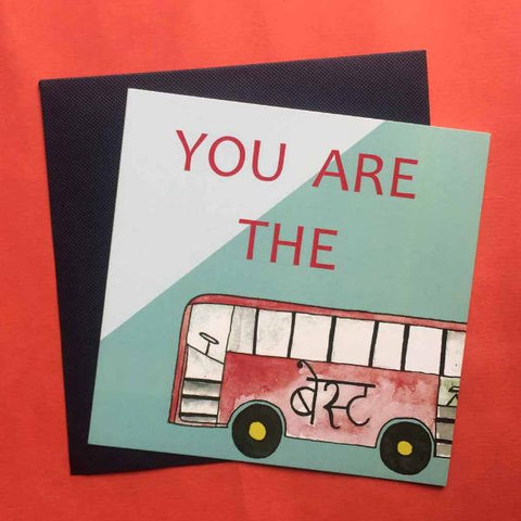 Greeting card-You are the Best' card-STATIONERY-PropShop24.com
