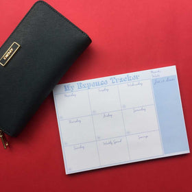 Notepad -  My Expense Tracker - propshop-24