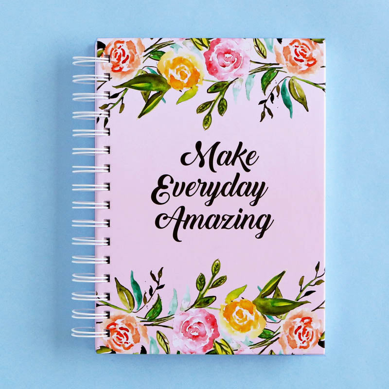Daily Planner - Make Everyday Amazing-STATIONERY-PropShop24.com
