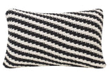 Ricardo Cotton Knitted Rectangle Cushion Cover-HOME-PropShop24.com