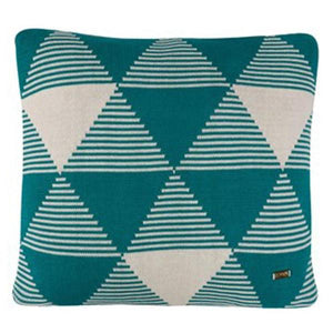 Acel Triangles Cushion Cover-HOME ACCESSORIES-PropShop24.com