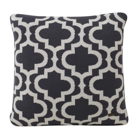 Fernando Cotton Knitted Square Cushion Cover-HOME-PropShop24.com